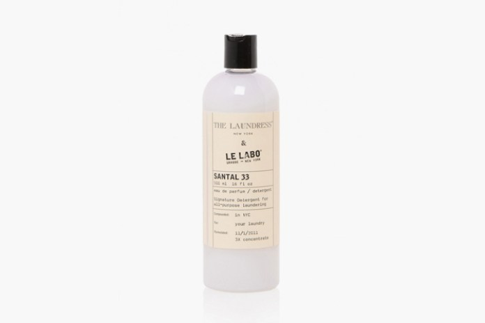 The Laundress x Le Labo Santal 33 Laundry Detergent