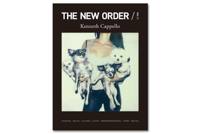 THE NEW ORDER Vol. 10