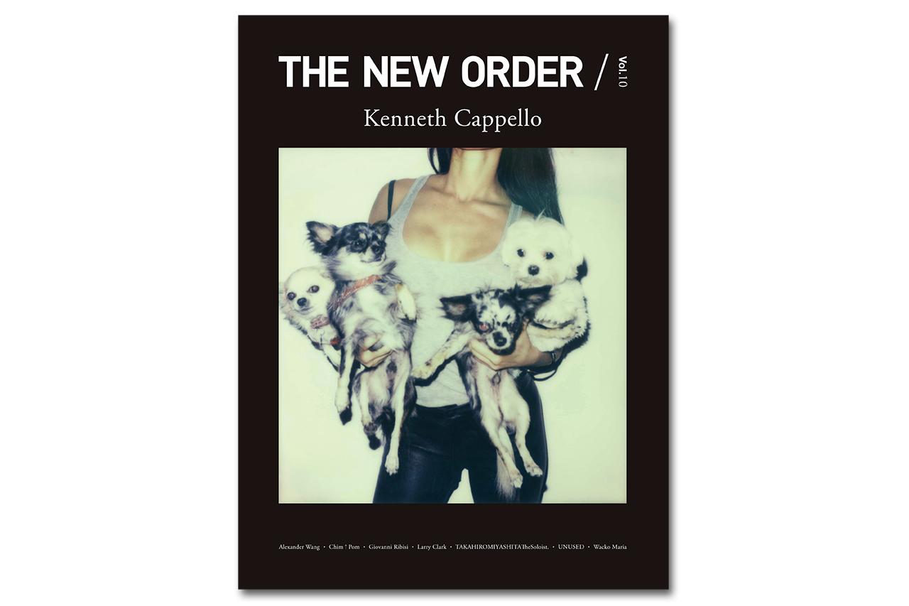 THE NEW ORDER Vol. 10