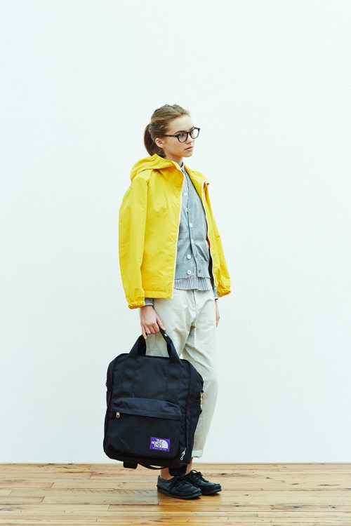 THE NORTH FACE PURPLE LABEL 2014 Spring/Summer Collection