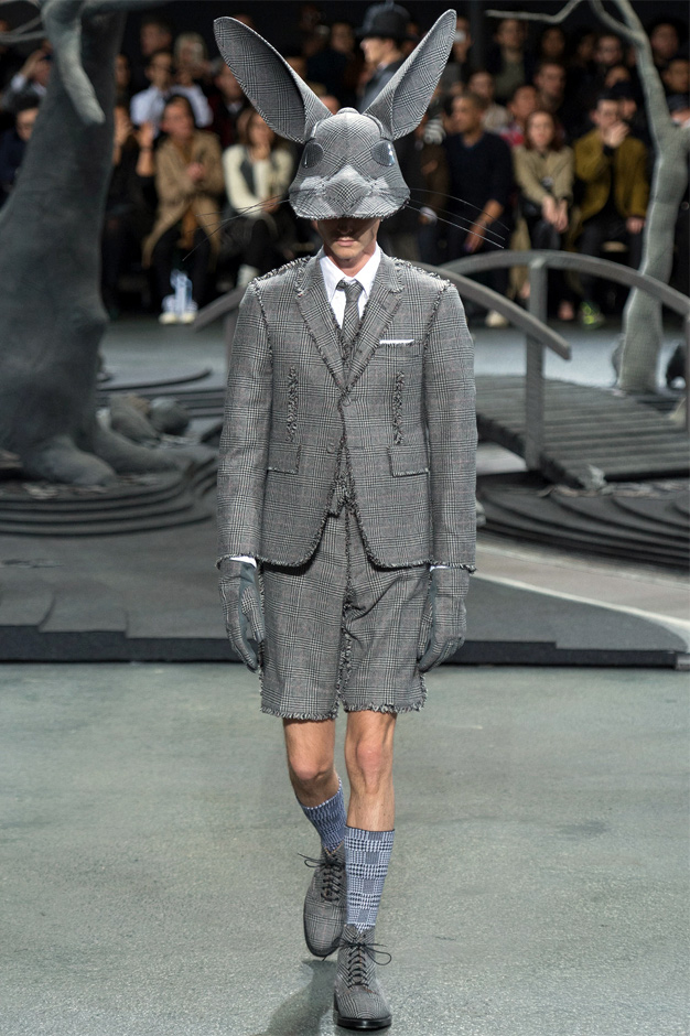 Thom Browne 2014 Fall/Winter Collection
