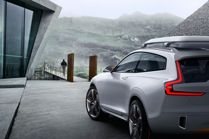 Thomas Ingenlath Introduces the Volvo Concept XC