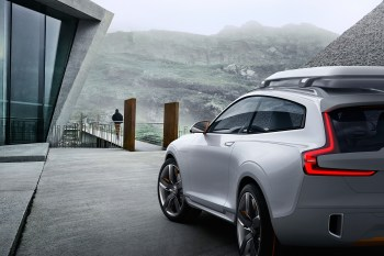 Thomas Ingenlath Introduces the Volvo Concept XC