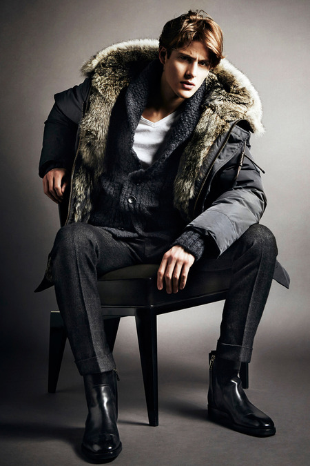 tom ford 2014 fall winter lookbook