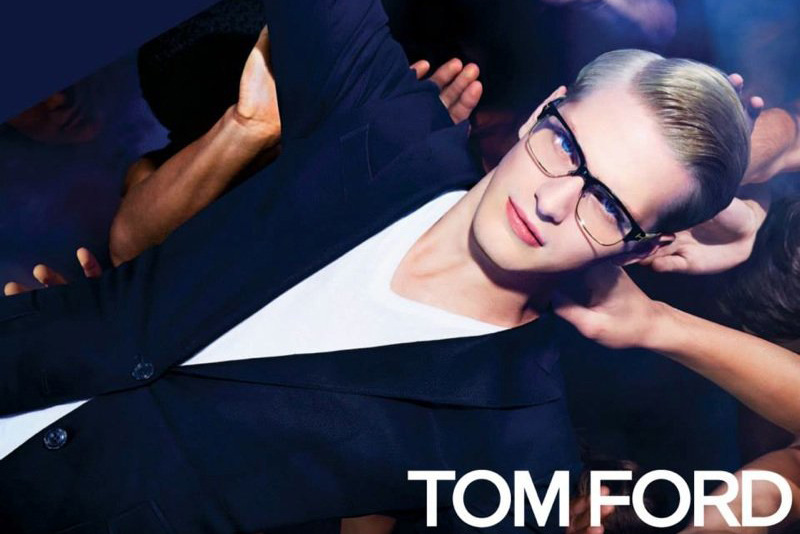 Tom Ford 2014 Spring/Summer Campaign