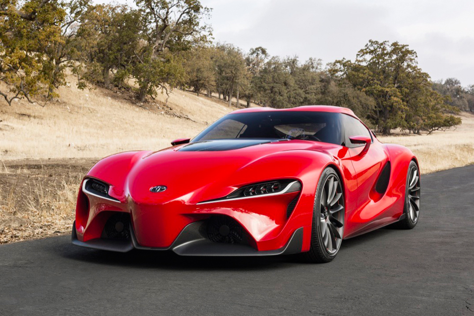 Toyota FT-1 Supra Concept