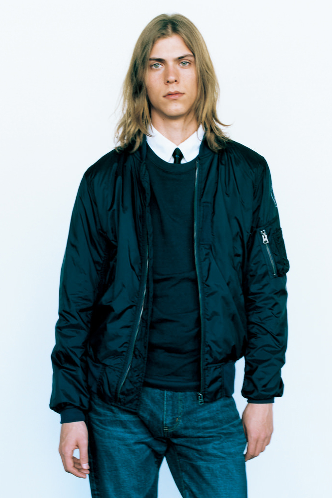 uniform experiment 2014 spring summer collection