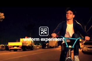 uniform experiment 2014 Spring/Summer Collection Video