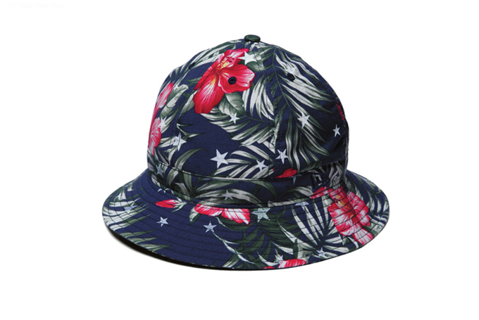 uniform experiment x New Era Star Flower Explorer Hat