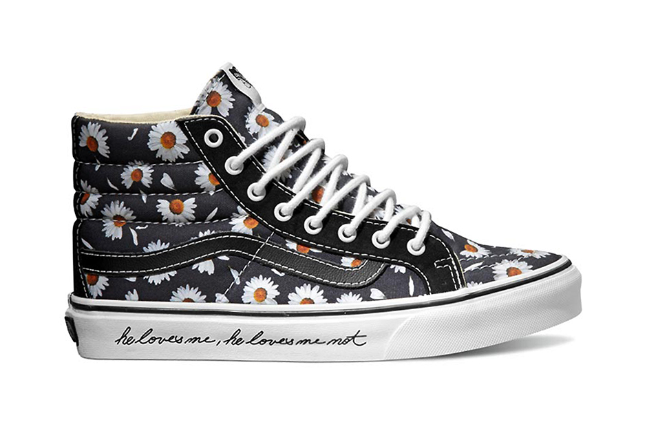 "Vans 2014 ""Love Me, Love Me Not"" Valentine's Day Pack"
