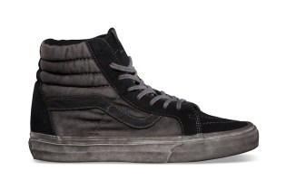 "Vans California 2014 Spring Sk8-Hi ""Over Washed"" Pack"