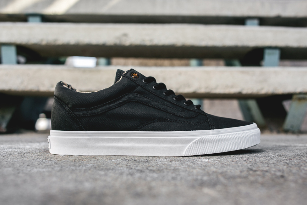 "Vans California Old Skool ""Coated Twill"" Pack"