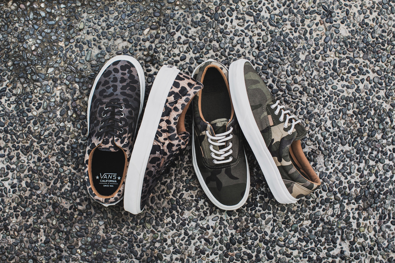 """Vans California """"Ombre Dyed"""" Pack"""