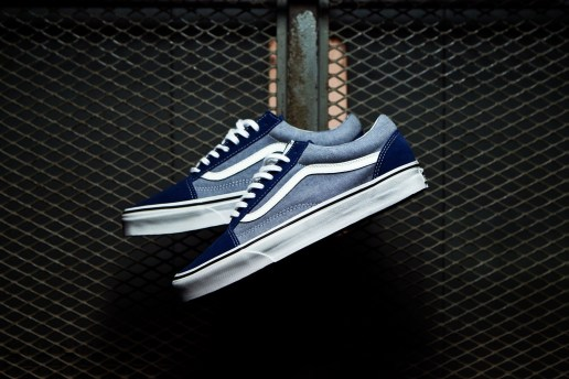 Vans Classics 2014 Spring Old Skool Estate Blue