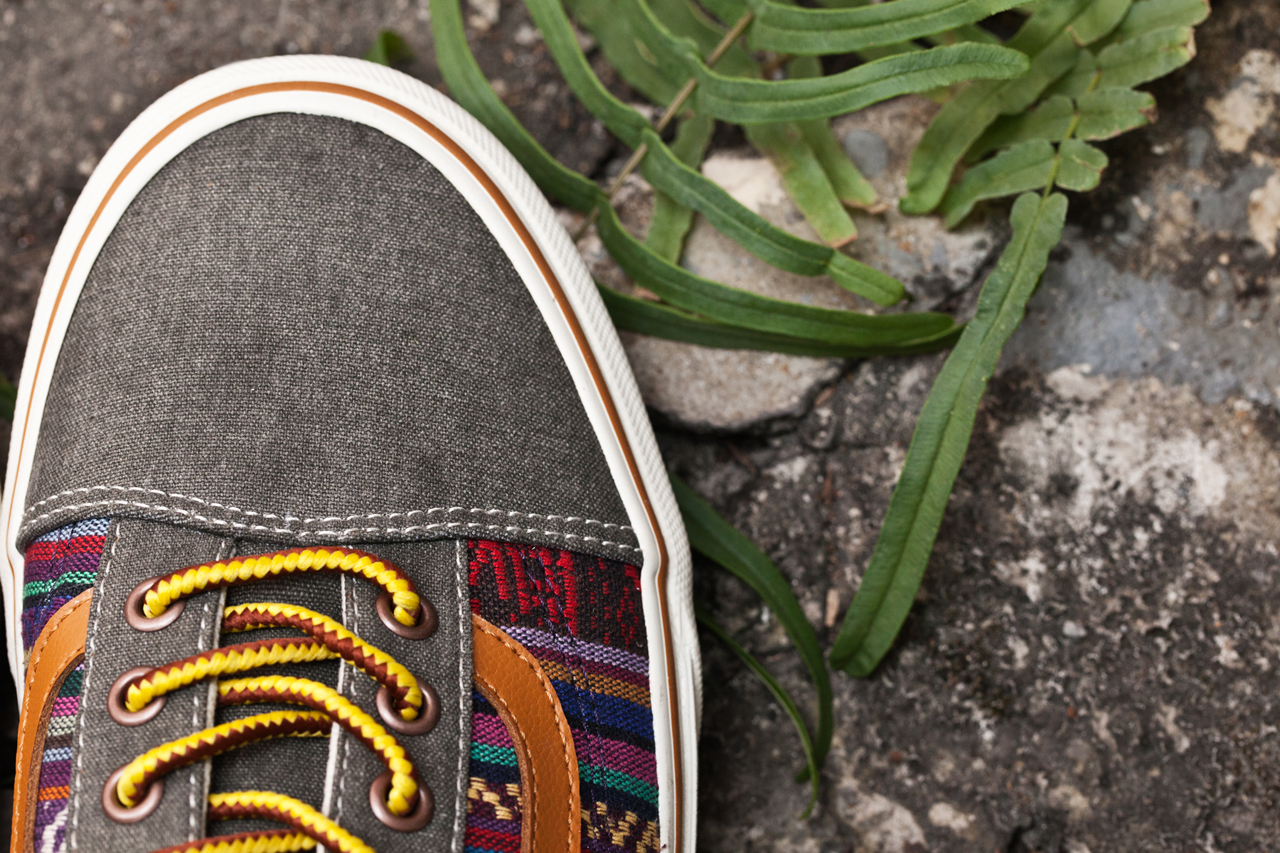 "Vans Classics 2014 Spring Old Skool ""Guate"""