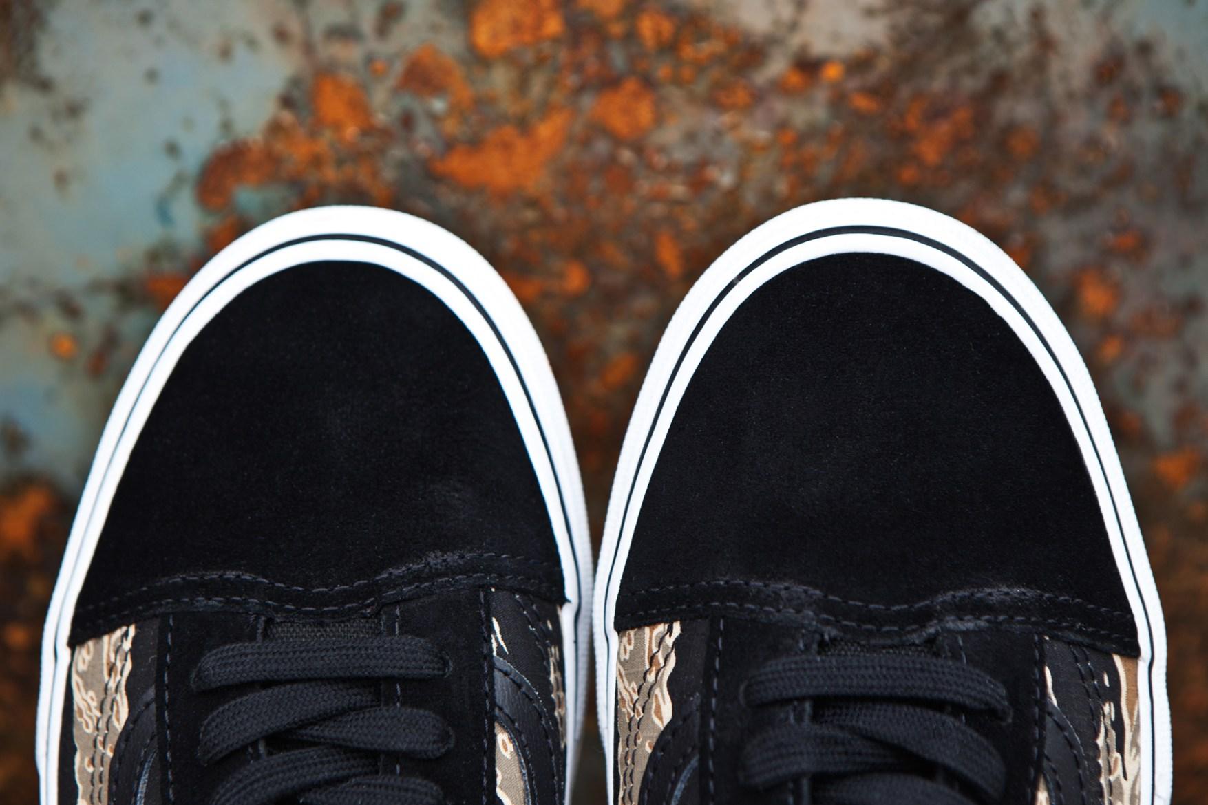 Vans Classics 2014 Spring Old Skool Tiger Camo/Black