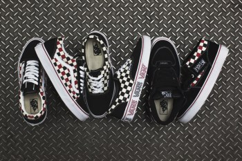 Vans Classics Van Doren Series Checker Pack