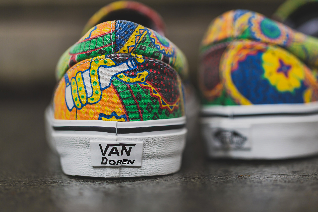 Vans Classics Van Doren Series Multi/Aborigine Pack