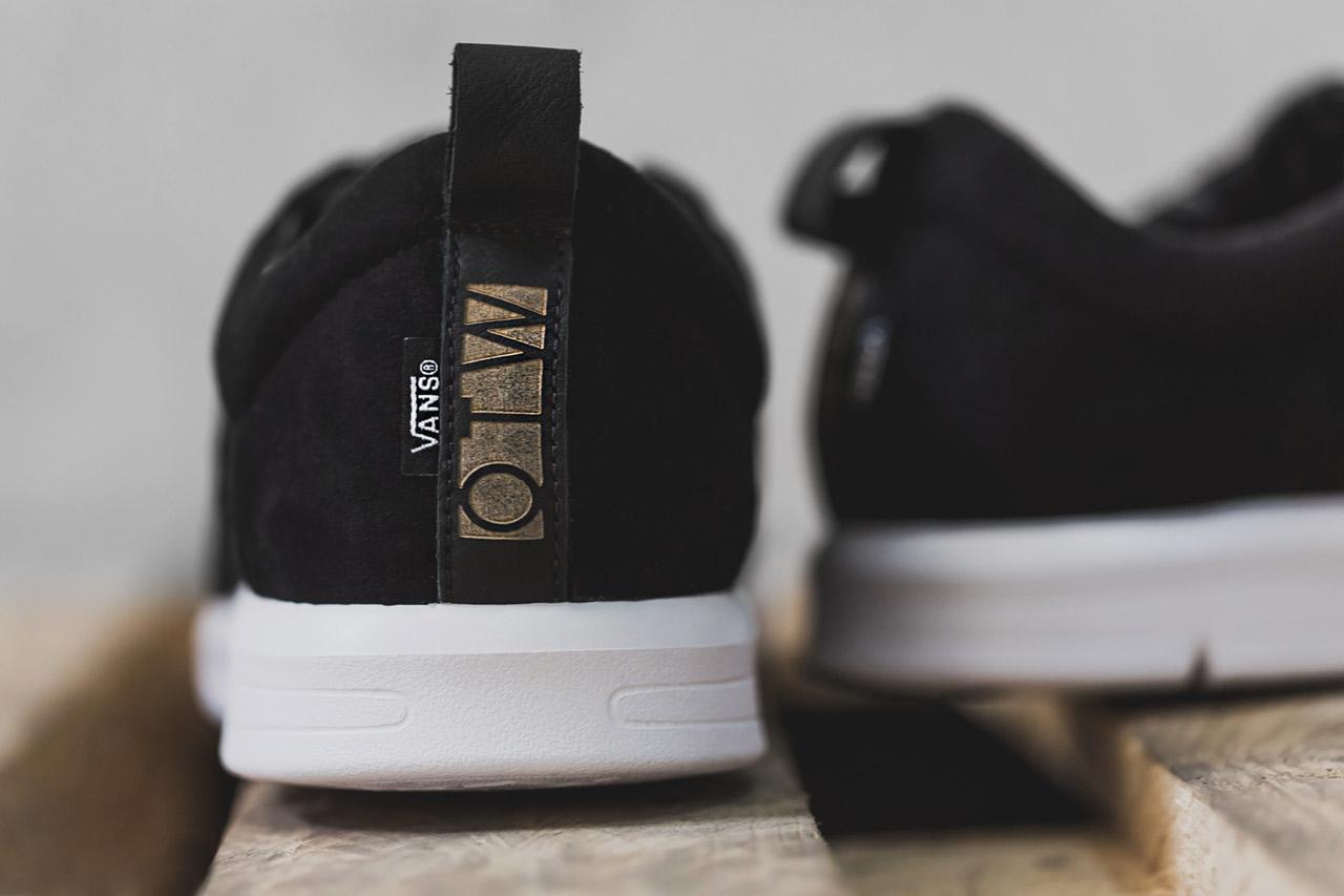 Vans OTW Tesella Black/White