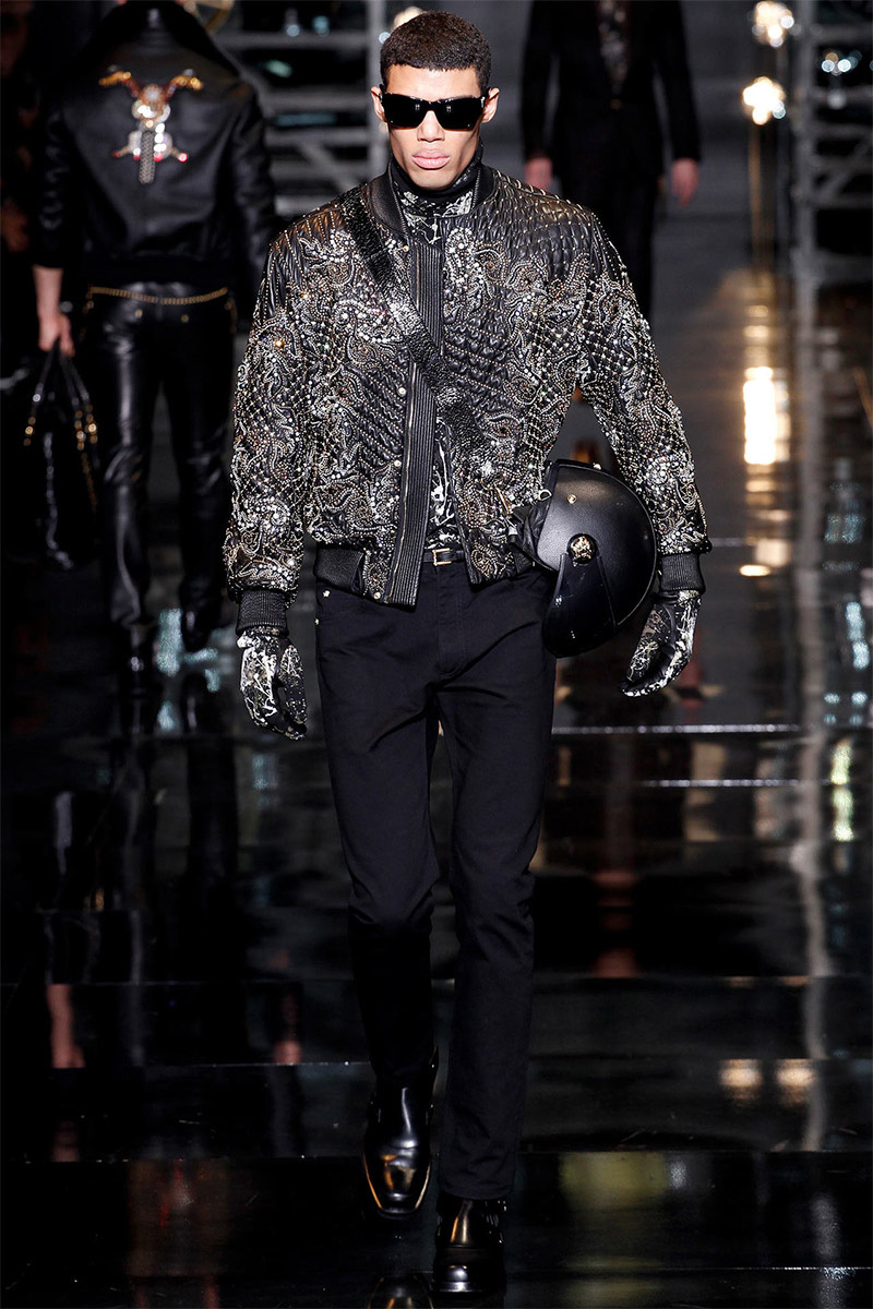 Versace 2014 Fall/Winter Collection