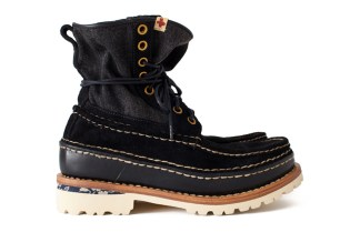 visvim 2014 Spring GRIZZLY BOOTS-FOLK *F.I.L. EXCLUSIVE