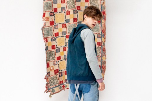 """visvim 2014 Spring/Summer """"Dissertation On a Happiness with No Country"""" Lookbook"""