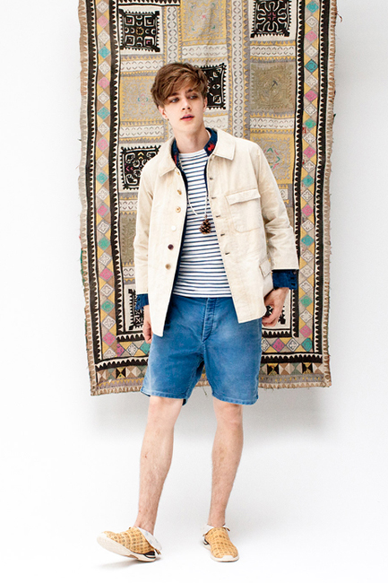 visvim 2014 spring summer dissertation on a happiness with no country lookbook
