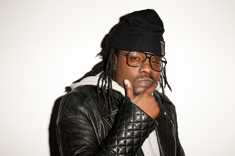 Wale, Bar Refaeli and Diane von Furstenberg Visit Terry Richardson's Studio