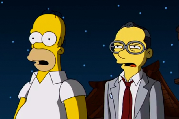 Watch The Simpsons Tribute to Filmmaker Hayao Miyazaki