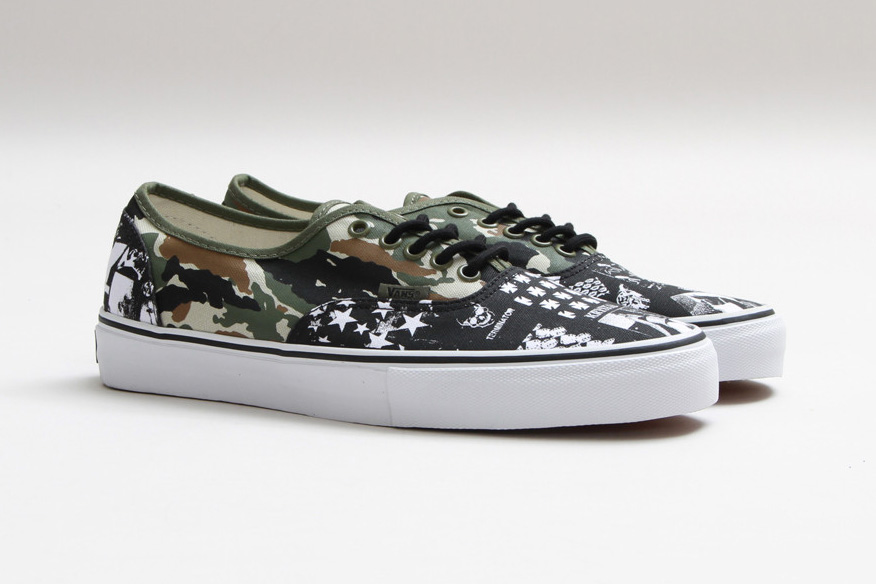 """Weirdo Dave x Vans Syndicate Authentic """"China Girl Summer"""""""