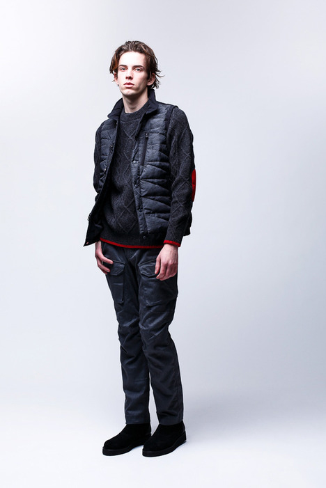 White Mountaineering 2014 Fall/Winter Lookbook