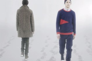White Mountaineering 2014 Fall/Winter Runway Video