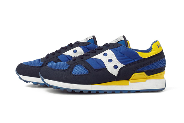 white mountaineering x saucony 2014 springsummer shadow original