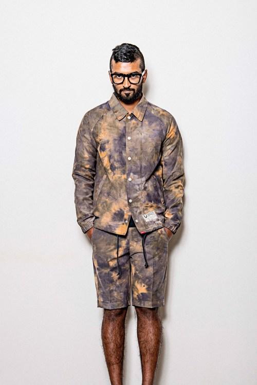 William Wall x Vans 2014 Spring/Summer Lookbook
