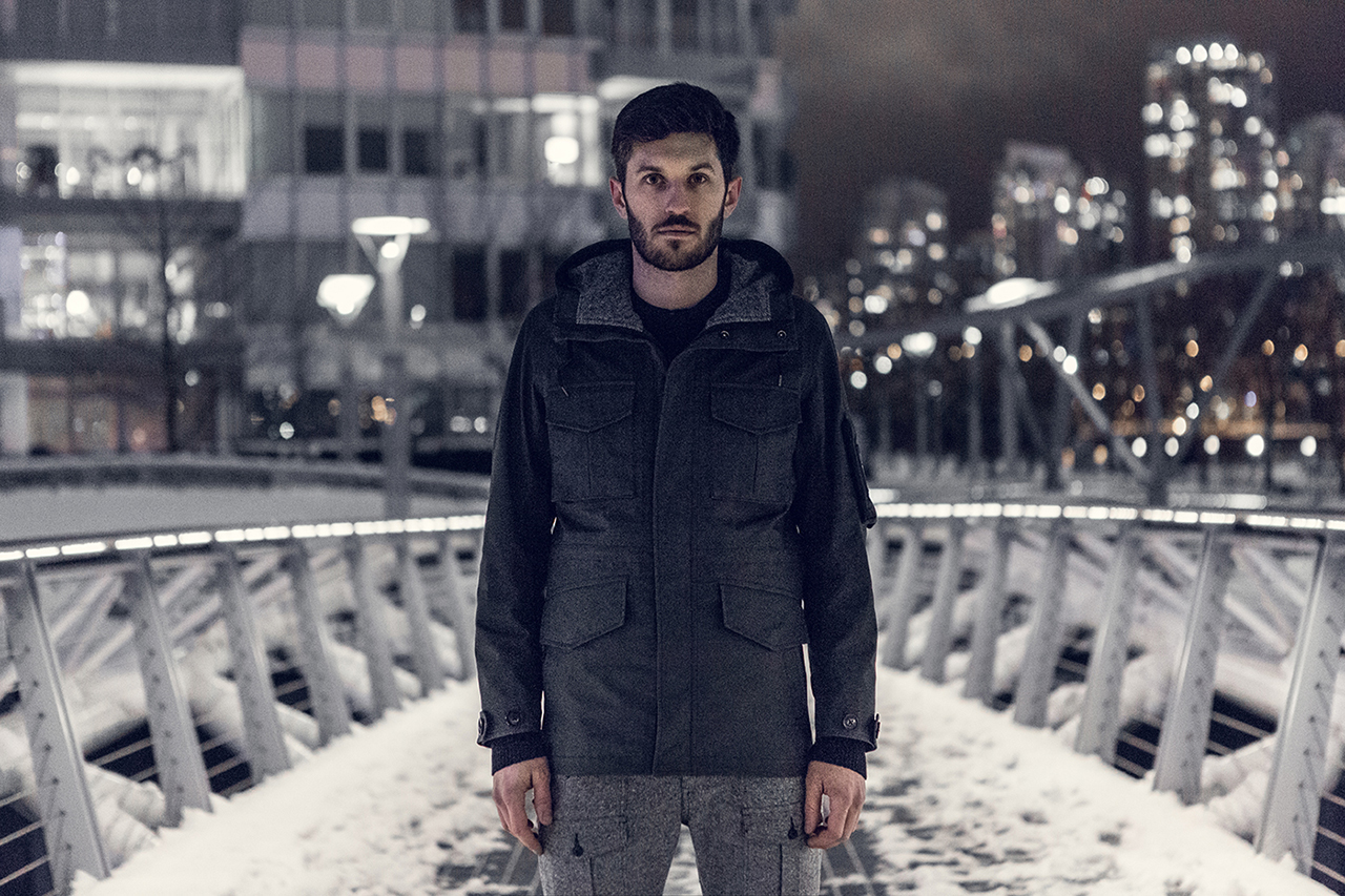 wings+horns x Ace Hotel x nanamica 10th Anniversary GORE-TEX Parka