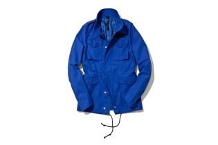 wjk x VANQUISH M-65 Jacket