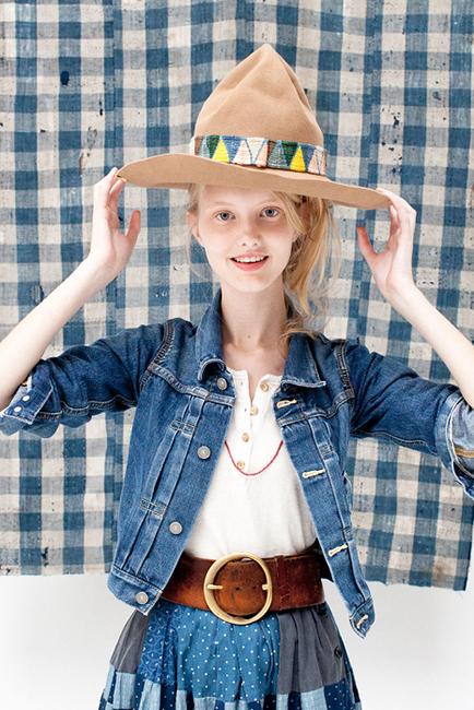 WMV 2014 Spring/Summer Lookbook