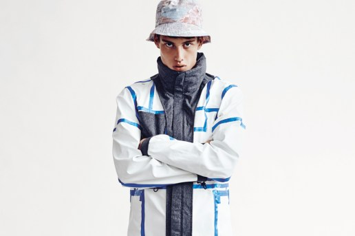 "WOOD WOOD 2014 Spring/Summer ""Utopia"" Lookbook"