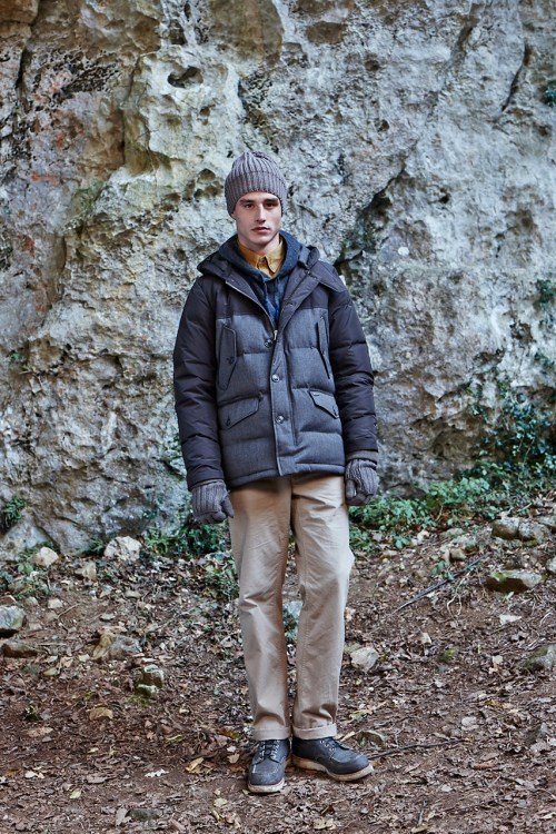 Woolrich John Rich & Bros. 2014 Fall/Winter Lookbook