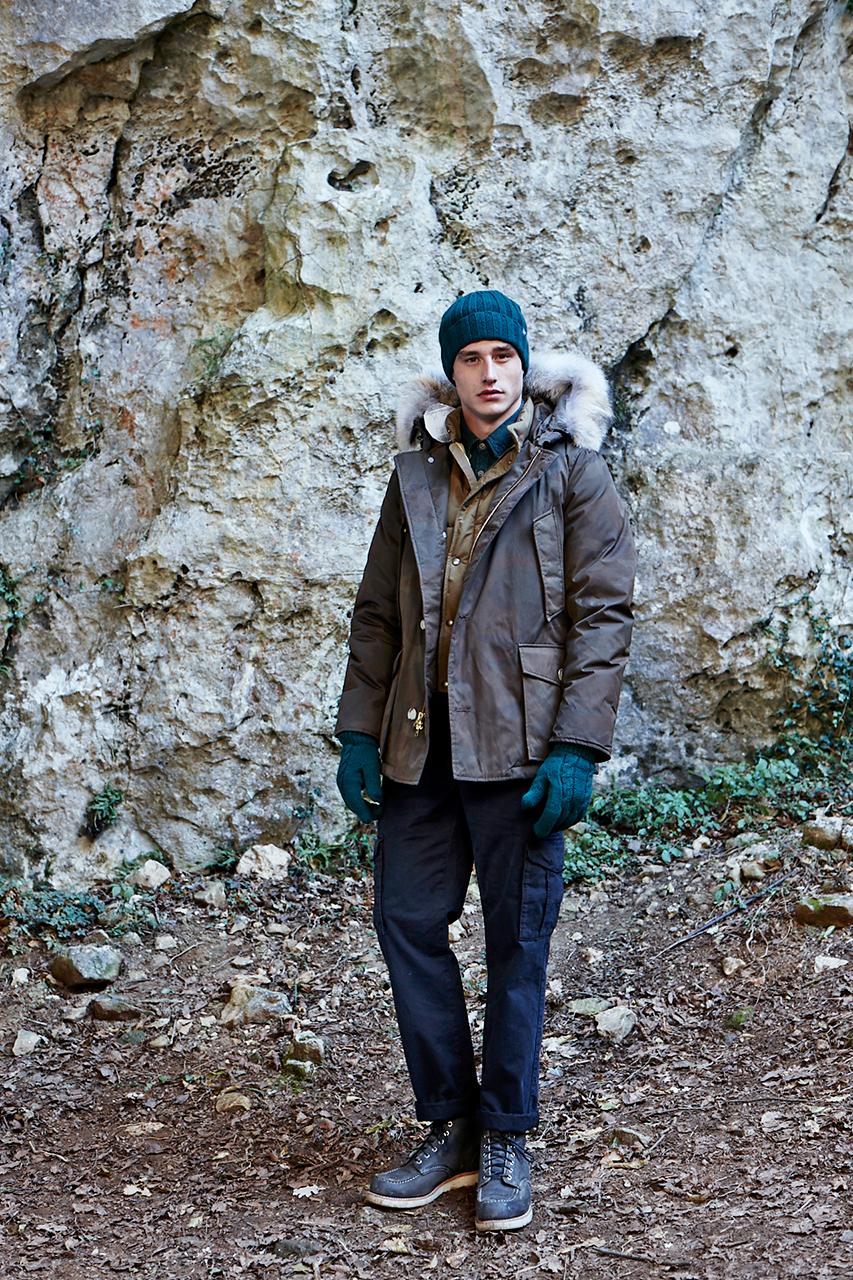 Woolrich John Rich & Bros. 2014 Fall/Winter Lookbook