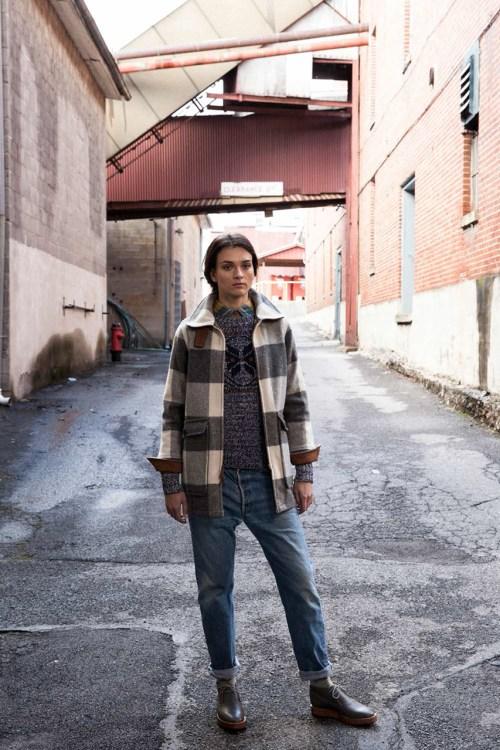 Woolrich White 2014 Fall/Winter Lookbook