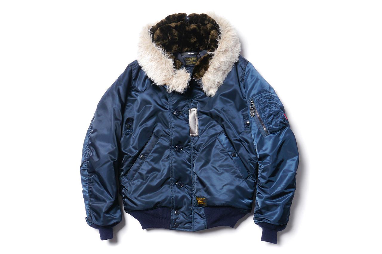 wtaps n 2b jacket