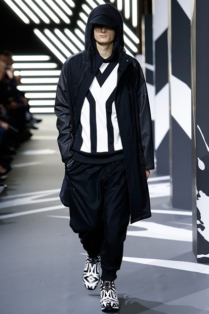 Y-3 2014 Fall/Winter Collection