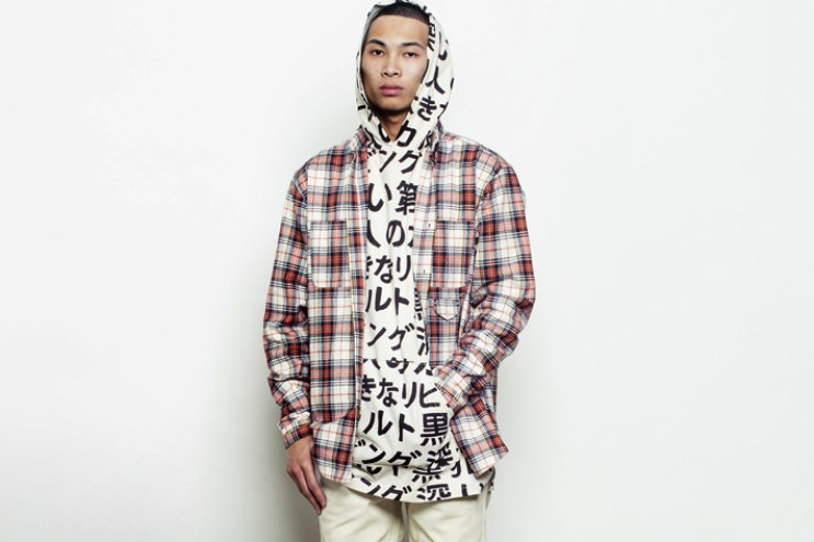 "10.Deep 2014 Spring Delivery 1 ""Far East"" Lookbook"