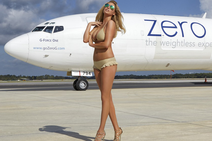 2014 sports illustrated swimsuit issue zero gravity editorial featuring kate upton