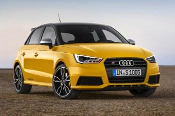 2015 Audi S1 Quattro