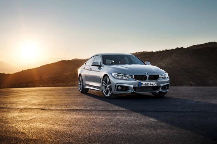 2015 BMW 4 Series Gran Coupé