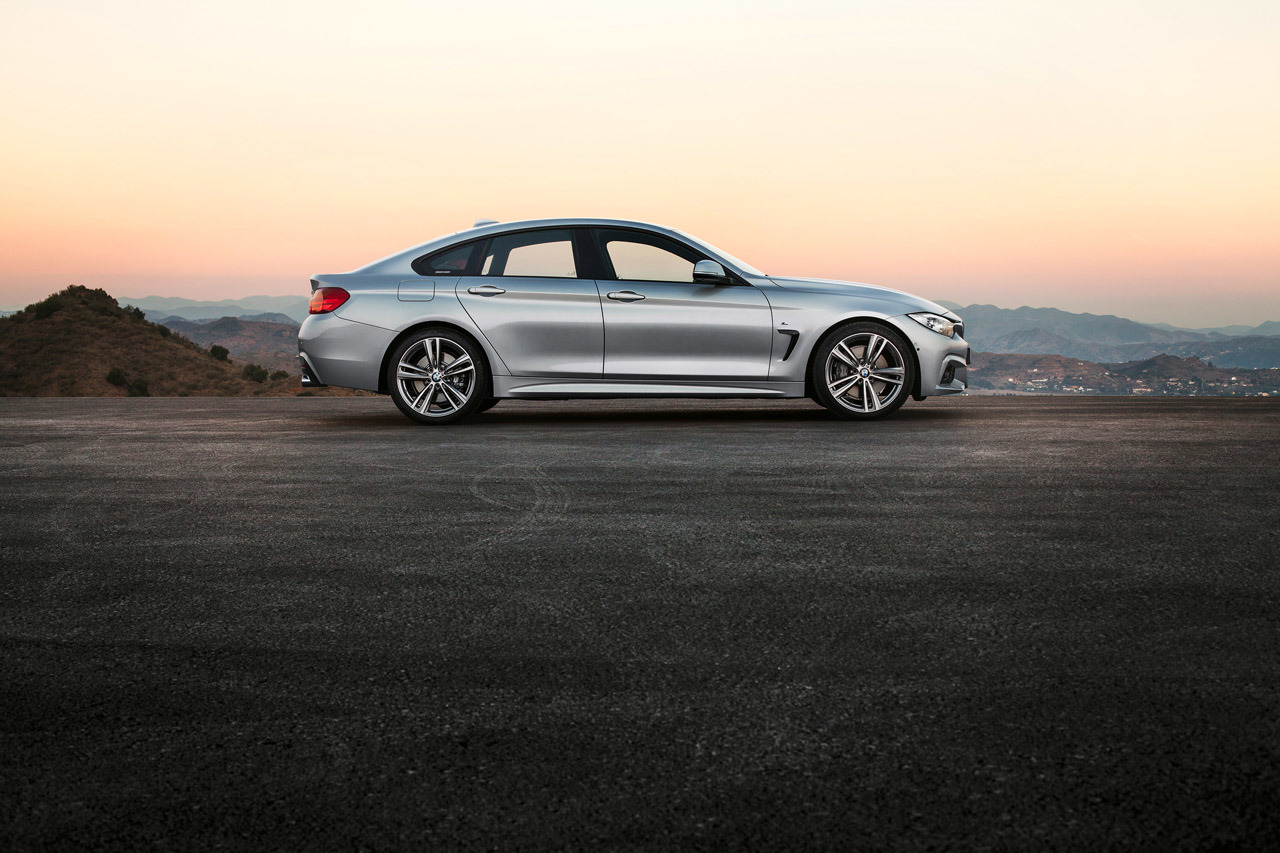 2015 BMW 4 Series Gran Coupé