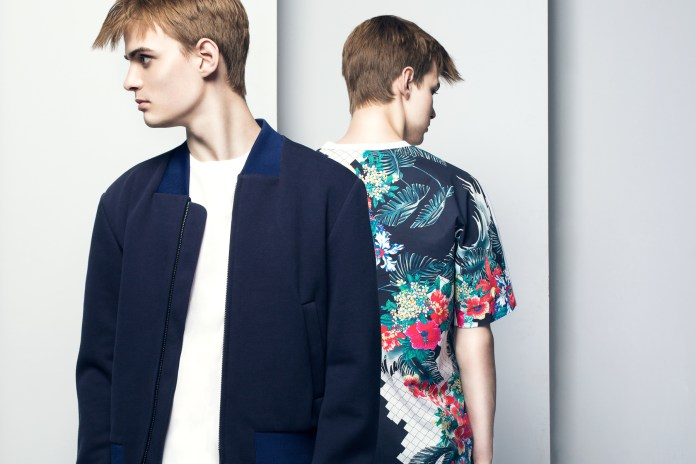"3.1 Phillip Lim 2014 Spring/Summer ""NEW WAVE"" Collection"