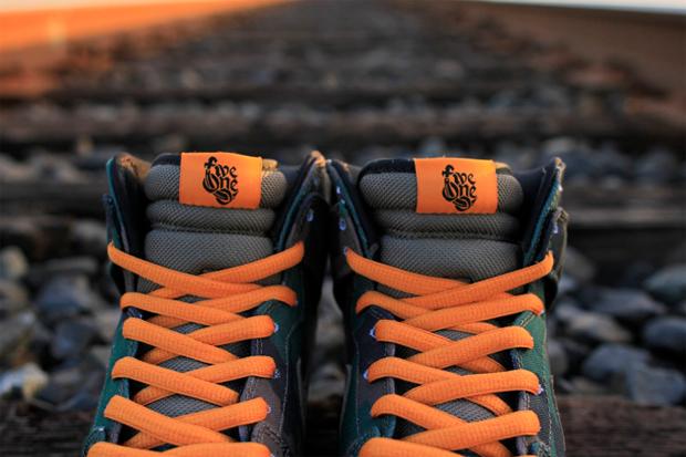 510 Skate Shop x Nike SB Dunk High